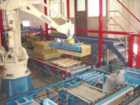 Haith Robot System for Aggregate Industries